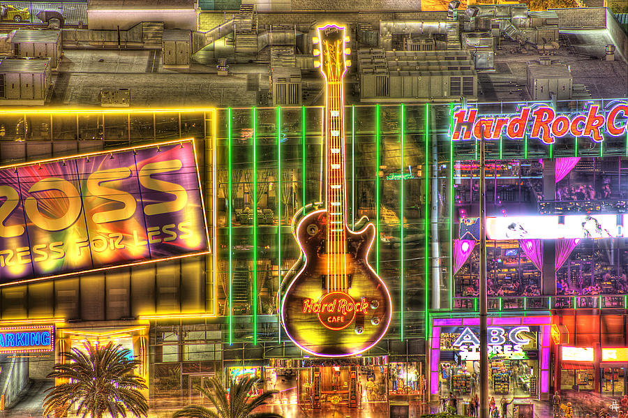 Las Vegas Hard Rock Cafe