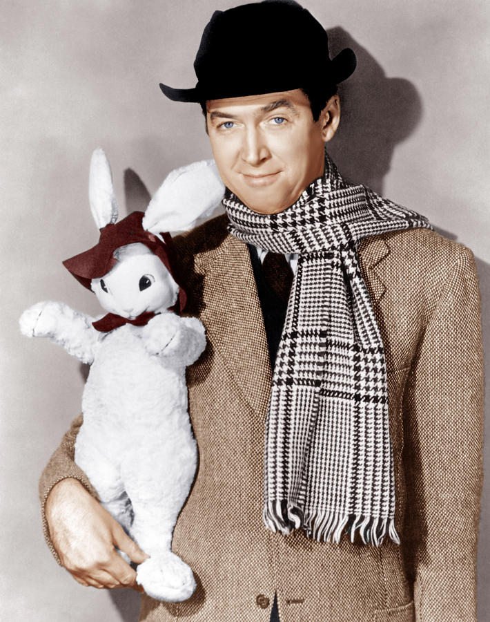 Harvey, James Stewart, 1950 Photograph by Everett