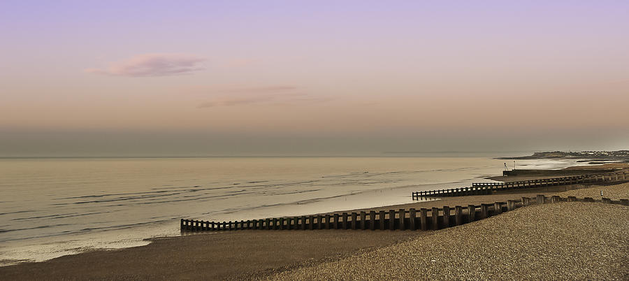 Hastings Beach Photograph