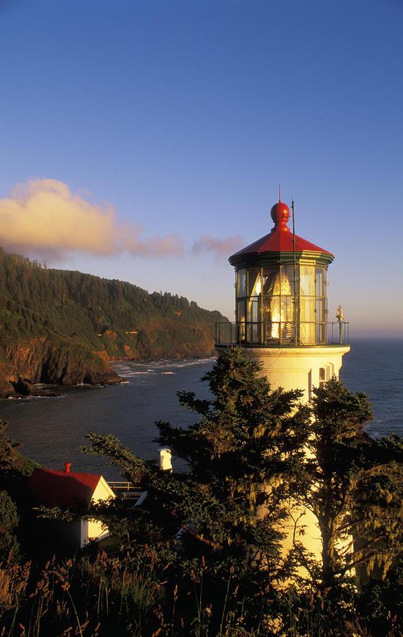 Heceta Head Lighthouse Photograph
