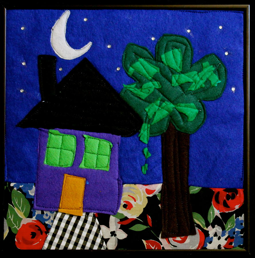 Home Tapestry - Textile