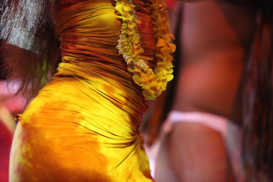 Hula Dancers Photograph