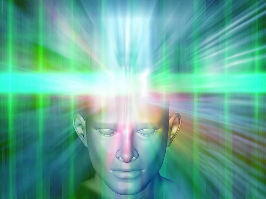 Human Consciousness Photograph