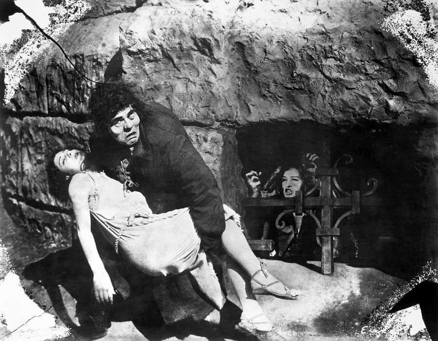 Hunchback Of Notre Dame Photograph