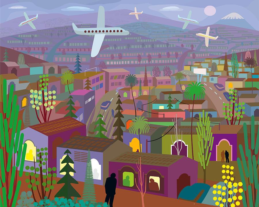 Illustration And Painting Digital Art