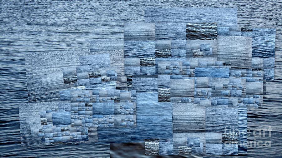 In The Same Boat Digital Art