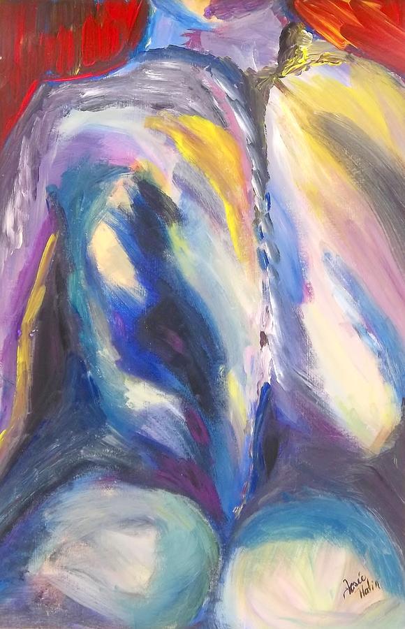 Infini Profondeur Painting