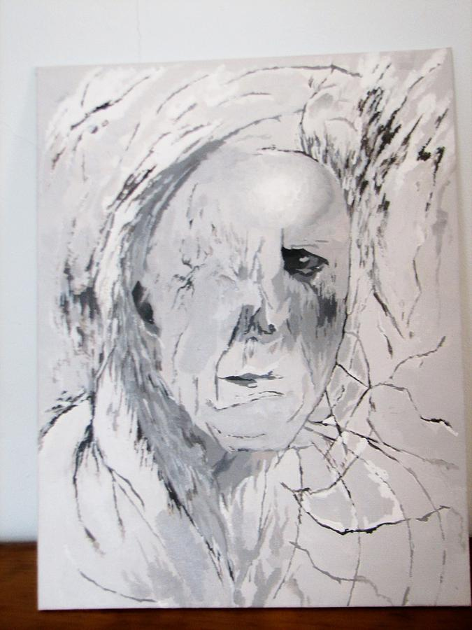 Inner Man Painting