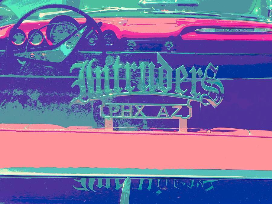 Intruders Car Club Photograph