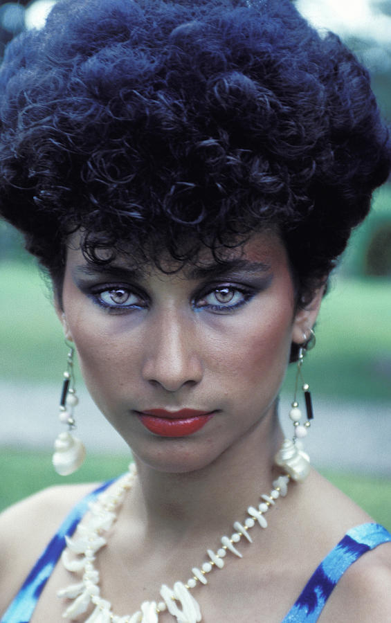Jamaican Beauty Photograph
