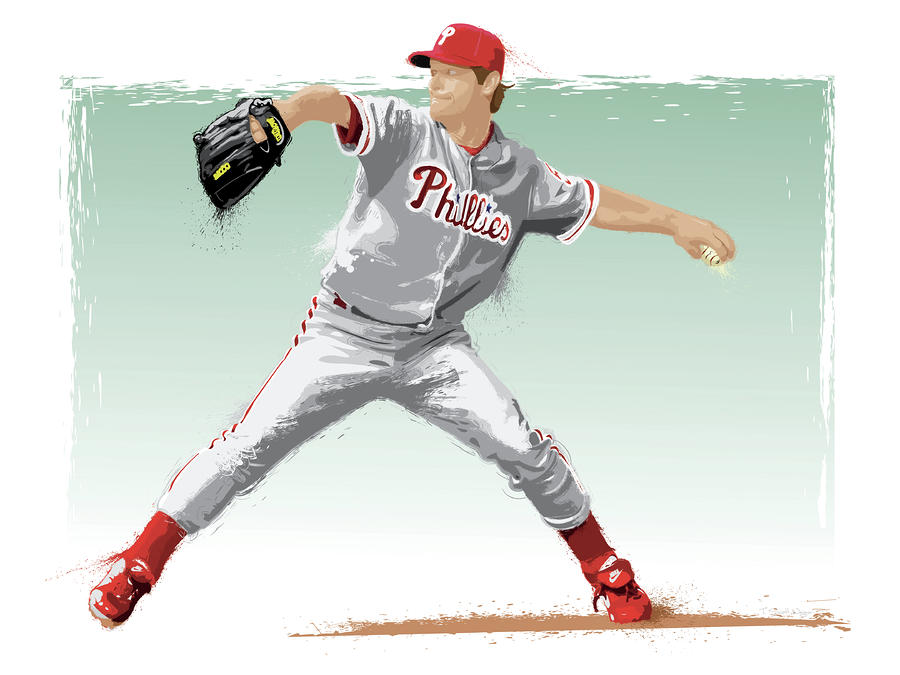 Jamie Moyer Digital Art