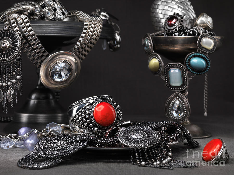 Jewellery Still Life Photograph
