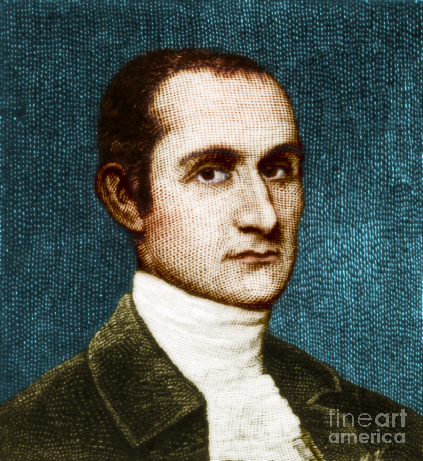 John Jay, American Founding Father Photograph