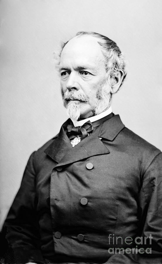 Joseph eggleston johnston is a photograph by granger which was