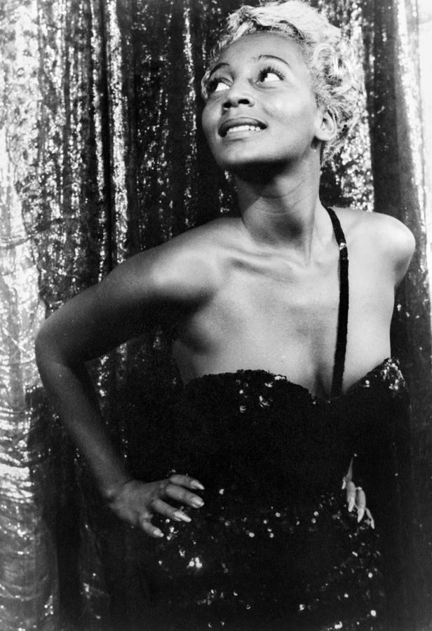 Joyce Bryant, 1953 Photograph