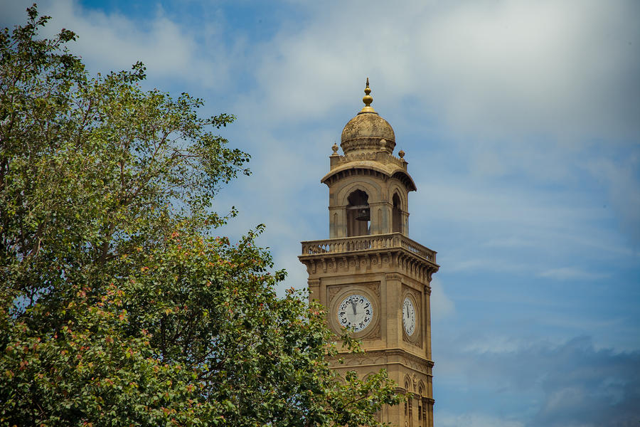 Jubilee Clocktower Photograph