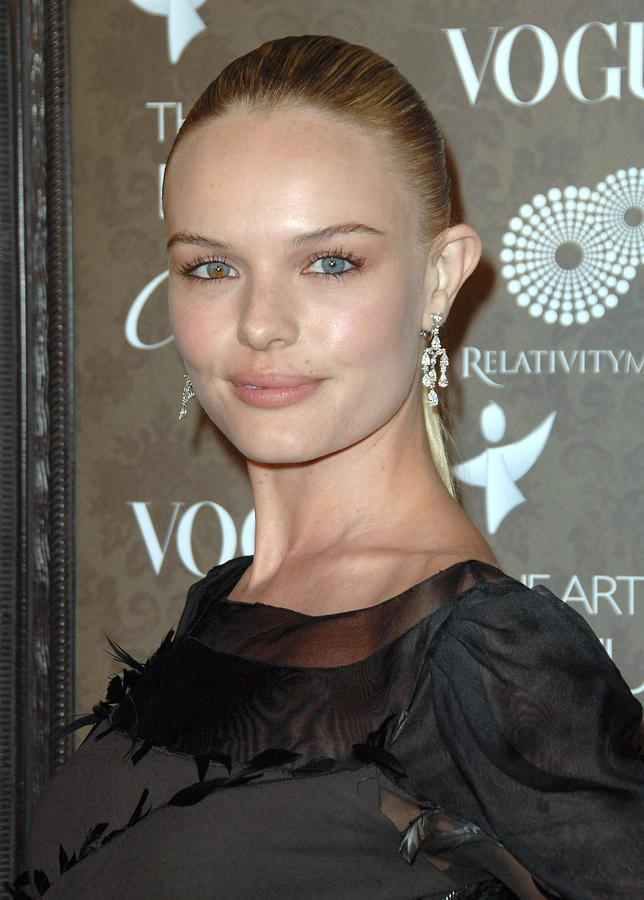 Kate Bosworth At Arrivals For The Art Photograph  - Kate Bosworth At Arrivals For The Art Fine Art Print