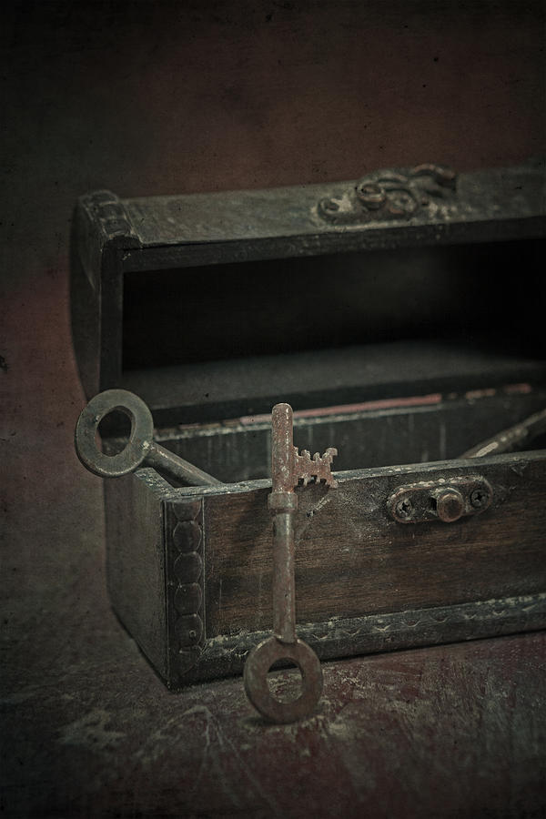 Keys Photograph  - Keys Fine Art Print
