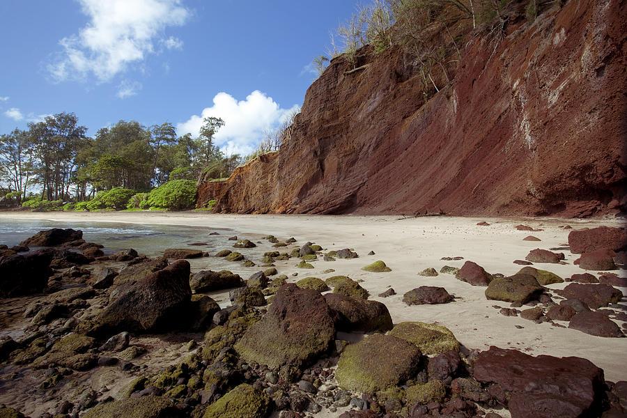 Koki Beach Photograph