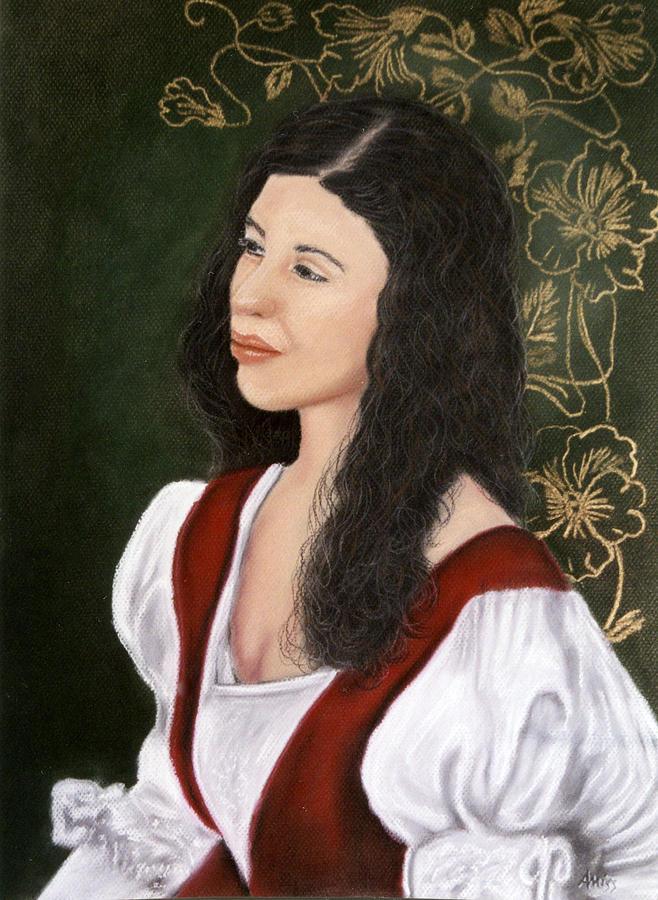 Lady Lauren Pastel