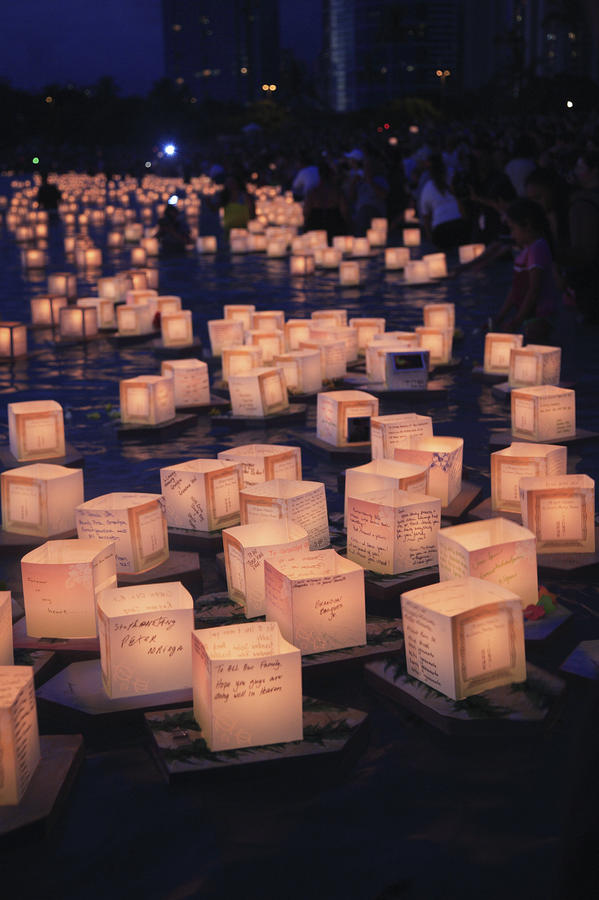 Lantern Ceremony Photograph