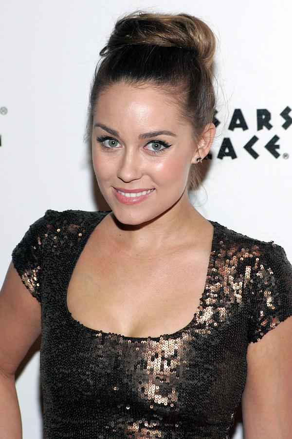 Lauren Conrad In Attendance For Lauren Photograph  - Lauren Conrad In Attendance For Lauren Fine Art Print