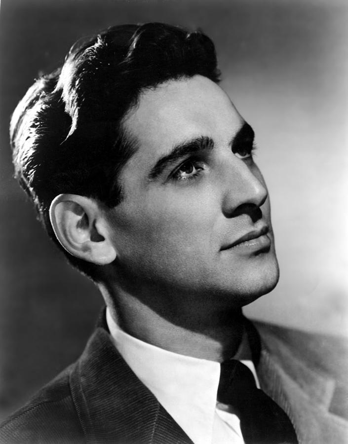 Leonard Bernstein 1918-1990 American by Everett