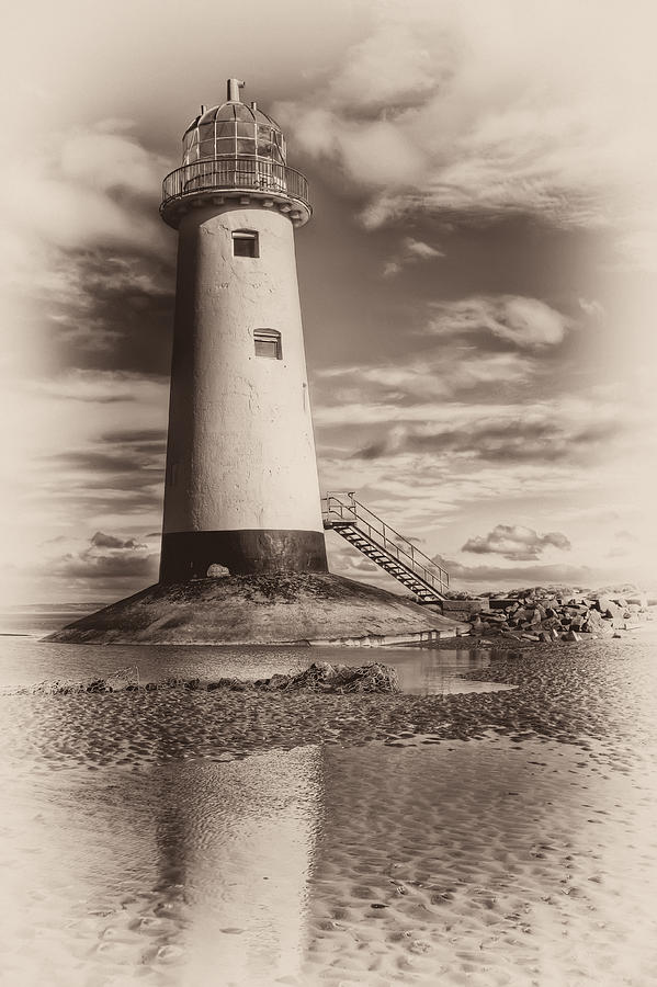 Lighthouse  Photograph  - Lighthouse  Fine Art Print