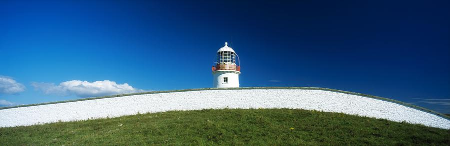 Lighthouse At St Johns Point, Donegal Photograph