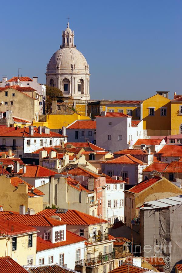Lisbon View Photograph