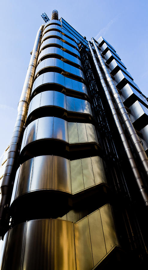 Lloyds Of London  Photograph  - Lloyds Of London  Fine Art Print