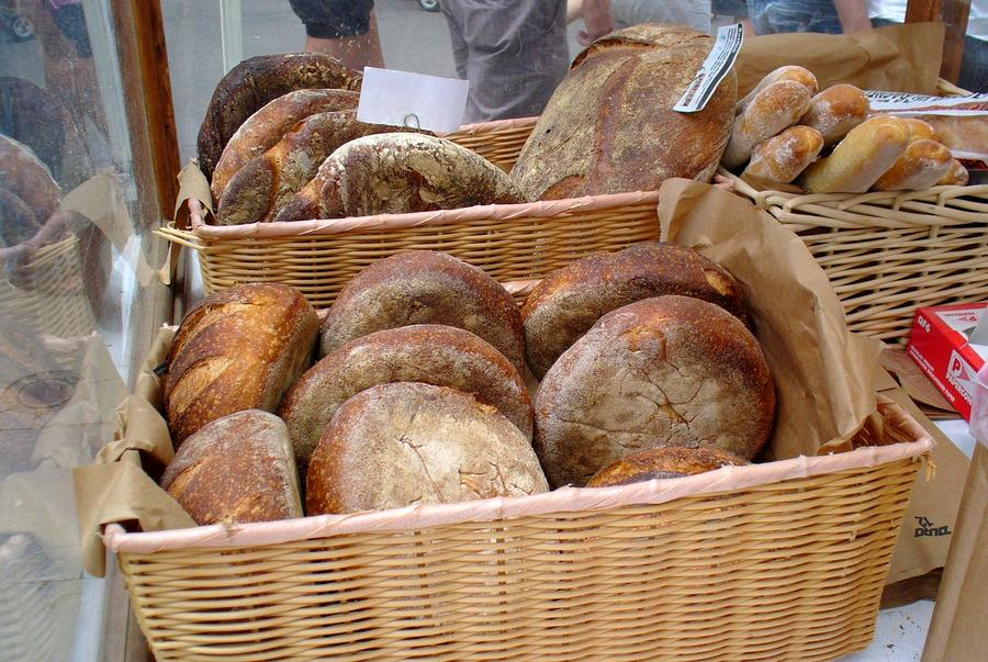 Loaves Photograph
