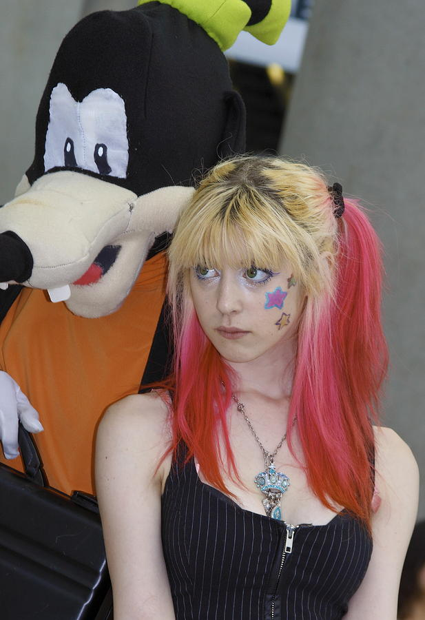 Los Angeles Animexpo 2009 Photograph