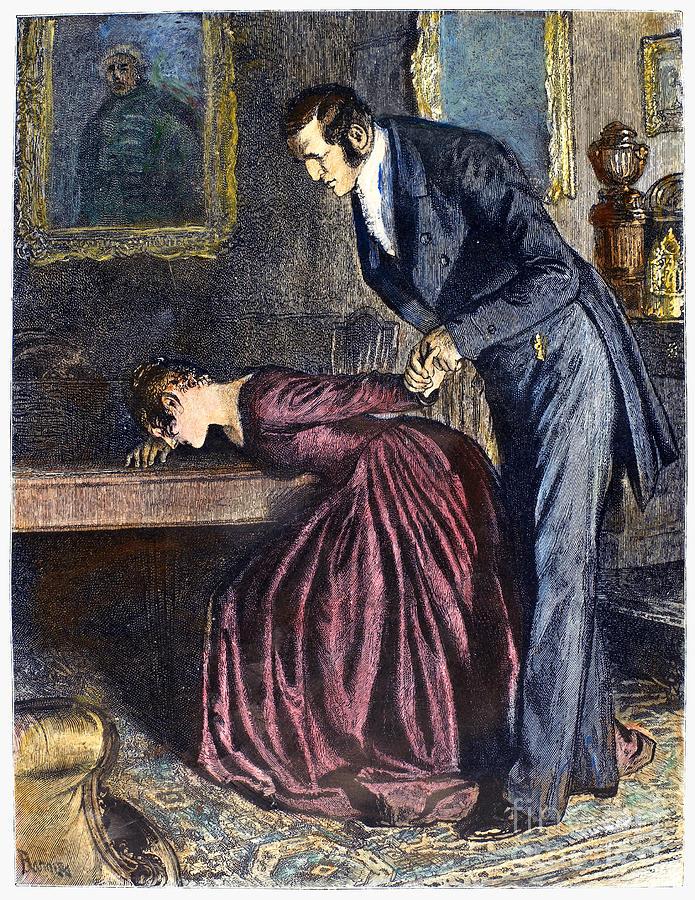 Love, 1886 Photograph
