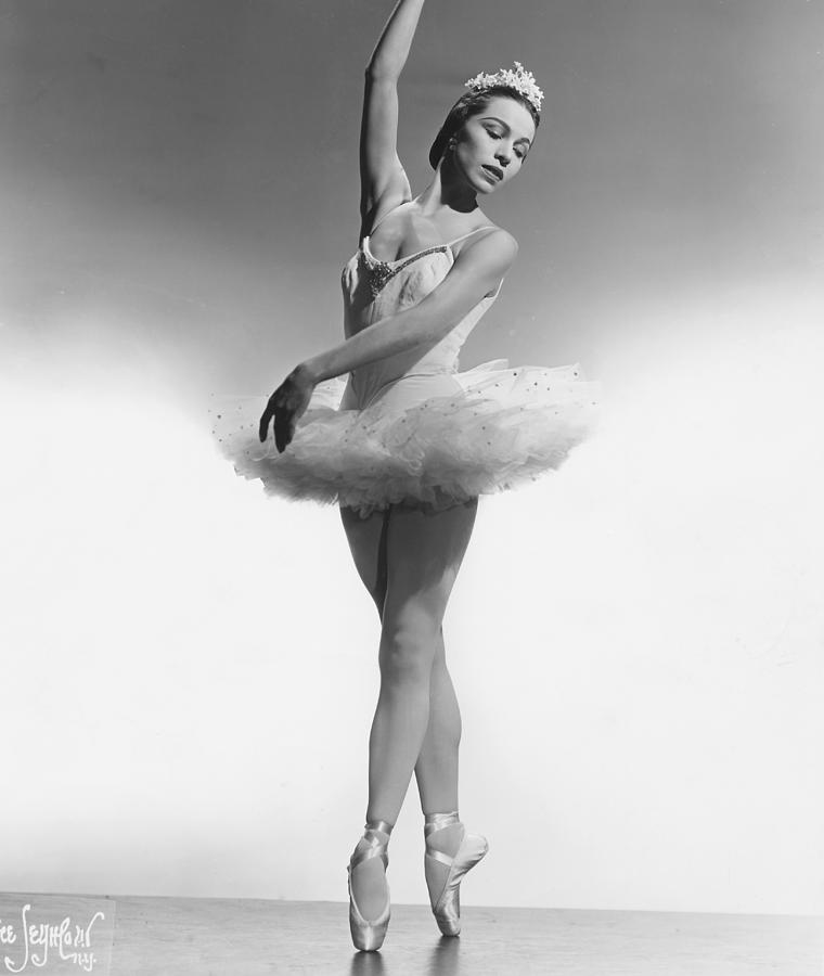Maria Tallchief, Ballerina Photograph