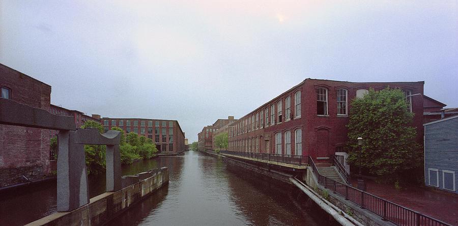 Market Mills Lowell Photograph