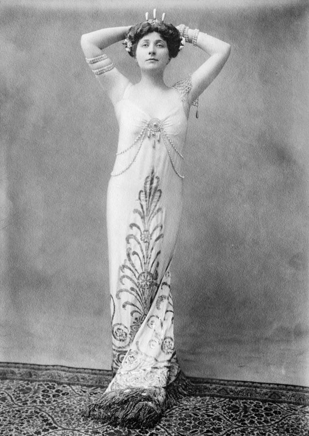 Mary Garden (1874-1967) Photograph