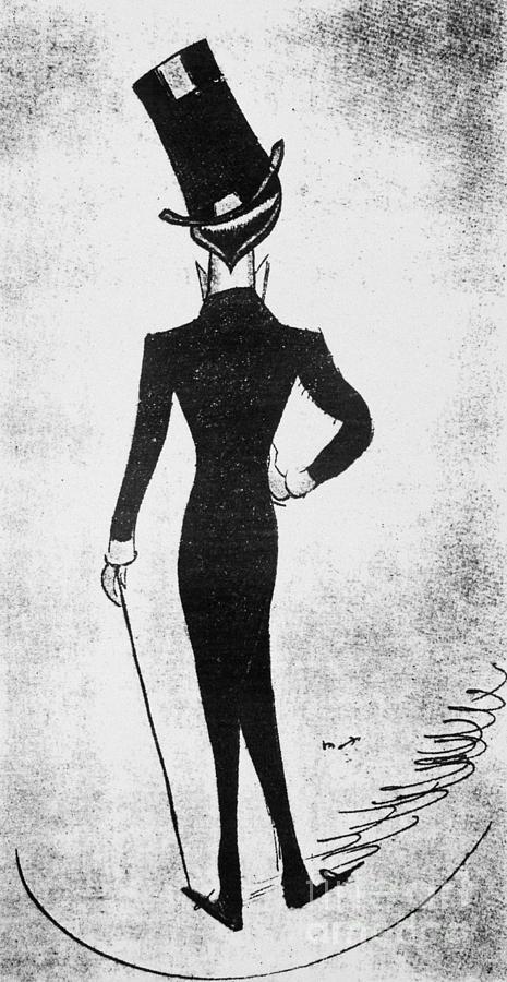 Max Beerbohm (1872-1956) Photograph