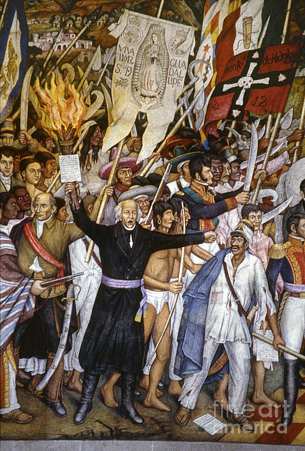 Mexico: 1810 Revolution Photograph