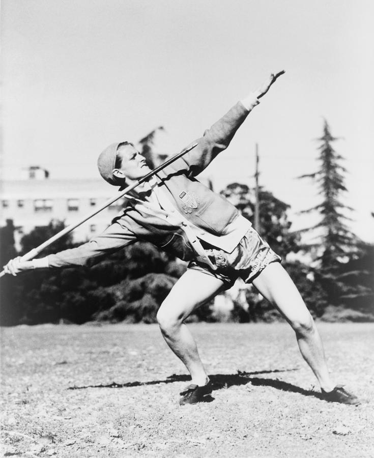 Mildred Babe Didrikson, 1911-1956 Photograph