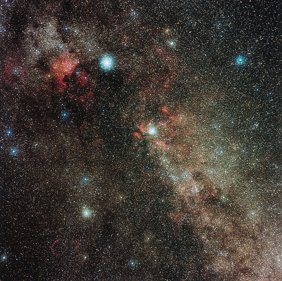 Milky Way In Cygnus Photograph
