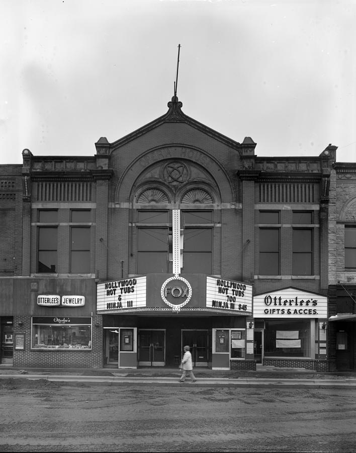 Movie Theaters, The G.f. Andrae Opera Photograph
