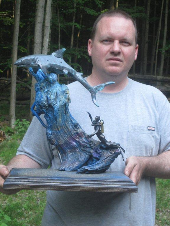 Murphdogmetal.com Sculpture 