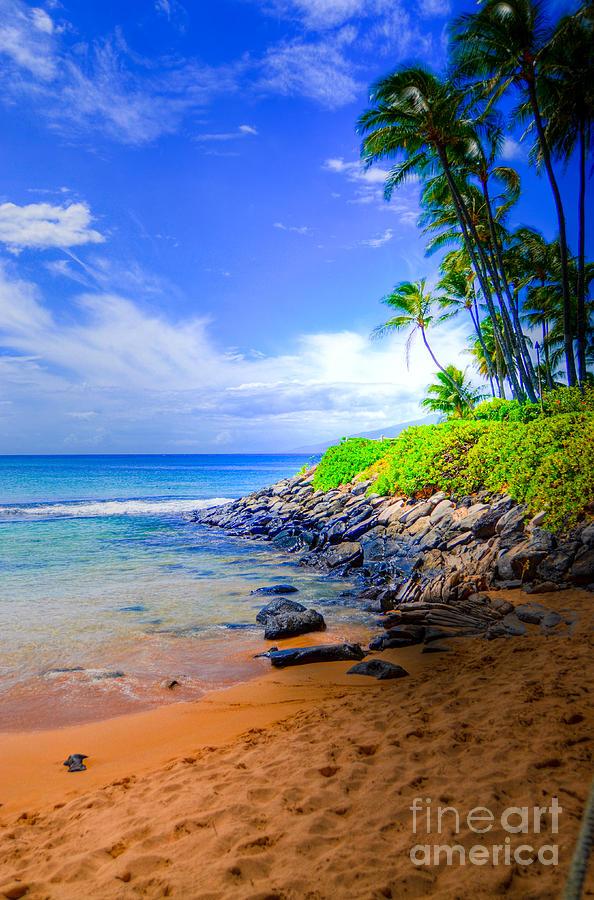 Napili Bay Maui Photograph