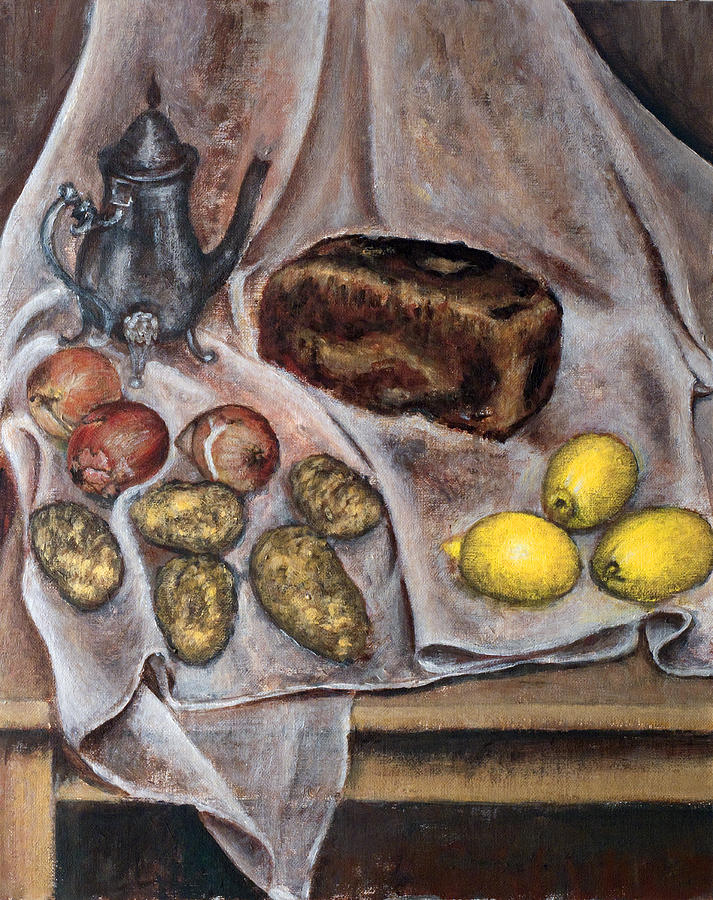 Naturemorte Painting
