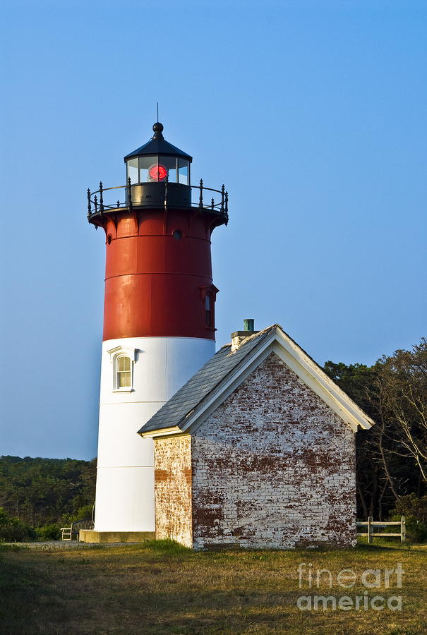 Nauset Light Photograph  - Nauset Light Fine Art Print