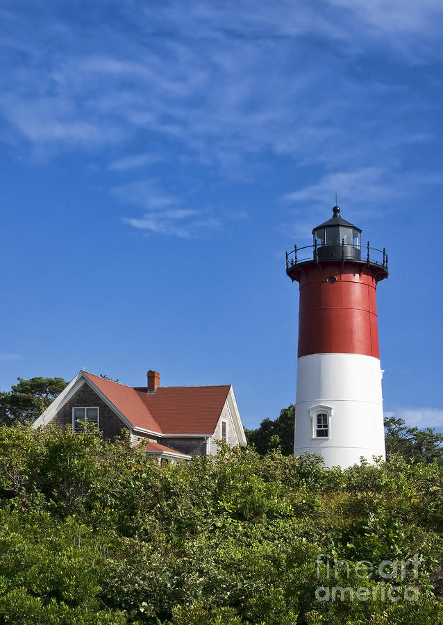 Nauset Lighthouse Photograph  - Nauset Lighthouse Fine Art Print