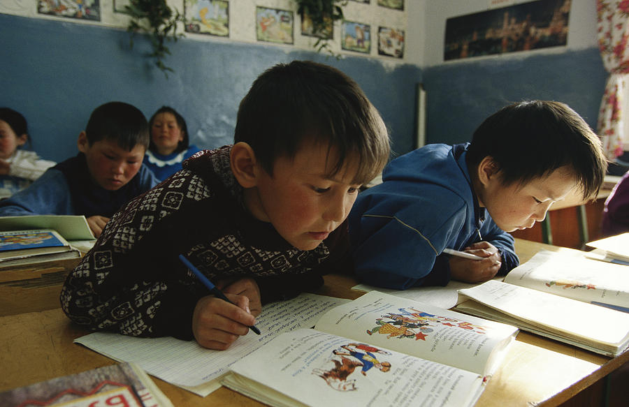 Students To Study Russian 111