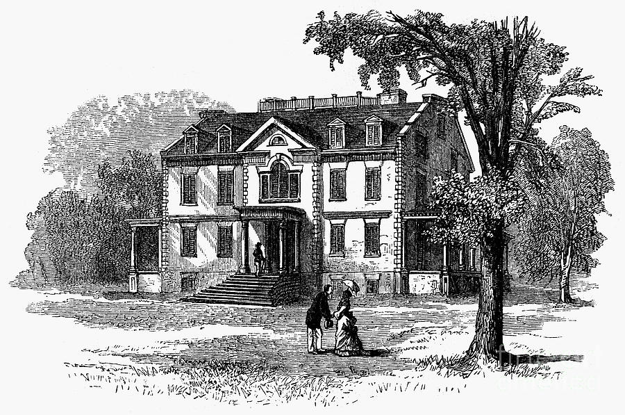 Newark: Schuyler Mansion Photograph