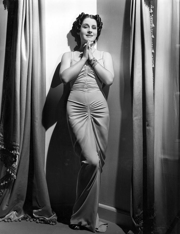 Norma Shearer, Mgm Photograph Photograph